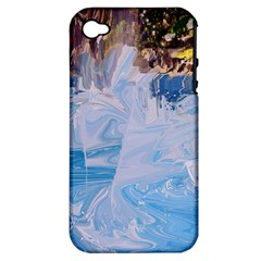 Splash 4 Apple Iphone 4/4s Hardshell Case (pc+silicone) by icarusismartdesigns