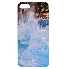 Splash 4 Apple Iphone 5 Hardshell Case With Stand by icarusismartdesigns