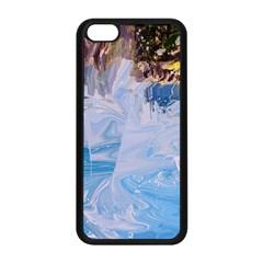 Splash 4 Apple Iphone 5c Seamless Case (black) by icarusismartdesigns