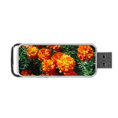 Tagetes Portable Usb Flash (two Sides) by ansteybeta