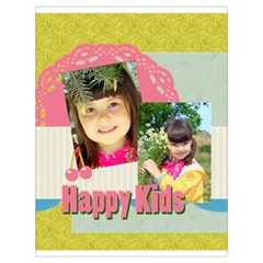 Kids By Kids   Drawstring Bag (large)   7jc70m0t77qn   Www Artscow Com Back