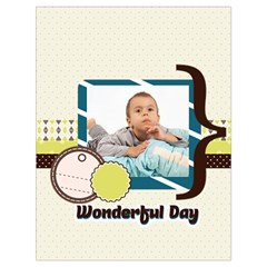 Kids By Kids   Drawstring Bag (large)   9xunanq798si   Www Artscow Com Back