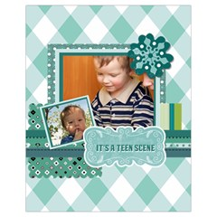 Kids By Kids   Drawstring Bag (small)   Uz86y17nuru9   Www Artscow Com Front