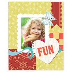 Kids By Kids   Drawstring Bag (small)   V05fe9p9sm8u   Www Artscow Com Front