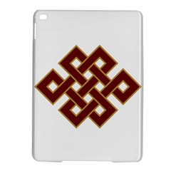Buddhist Endless Knot Auspicious Symbol Apple Ipad Air 2 Hardshell Case