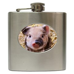 Sweet Piglet Hip Flask (6 Oz)