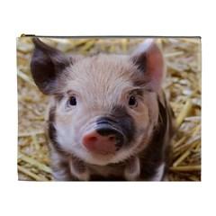 Sweet Piglet Cosmetic Bag (xl)