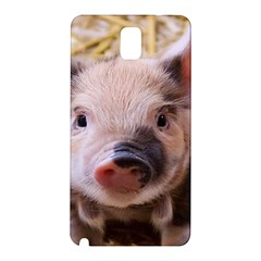 Sweet Piglet Samsung Galaxy Note 3 N9005 Hardshell Back Case