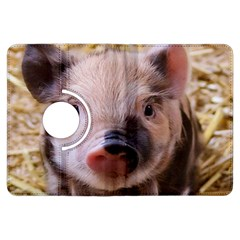Sweet Piglet Kindle Fire Hdx Flip 360 Case by ImpressiveMoments