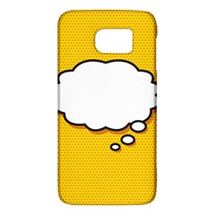 Comic Book Think Galaxy S6 by ComicBookPOP