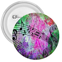 Abstract Music  3  Buttons by ImpressiveMoments