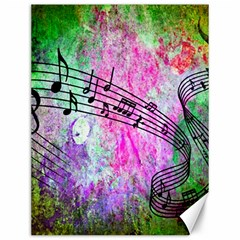 Abstract Music  Canvas 12  X 16
