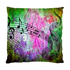 Abstract Music  Standard Cushion Cases (two Sides)