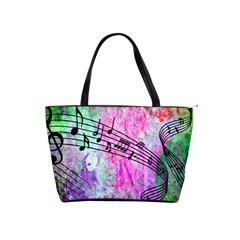 Abstract Music  Shoulder Handbags by ImpressiveMoments