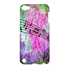 Abstract Music  Apple Ipod Touch 5 Hardshell Case