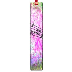 Abstract Music  Large Book Marks