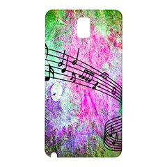 Abstract Music  Samsung Galaxy Note 3 N9005 Hardshell Back Case