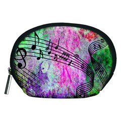 Abstract Music  Accessory Pouches (medium)