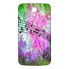 Abstract Music  Samsung Galaxy Mega I9200 Hardshell Back Case