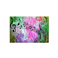 Abstract Music  Satin Wrap by ImpressiveMoments