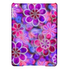Pretty Floral Painting Ipad Air Hardshell Cases by KirstenStar