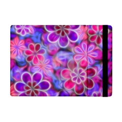 Pretty Floral Painting Ipad Mini 2 Flip Cases