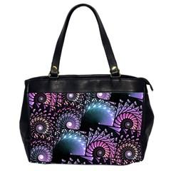 Stunning Sea Shells Office Handbags (2 Sides)  by KirstenStar