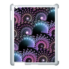 Stunning Sea Shells Apple Ipad 3/4 Case (white) by KirstenStar