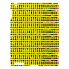 Multi Col Pills Pattern Apple Ipad 3/4 Hardshell Case by ScienceGeek