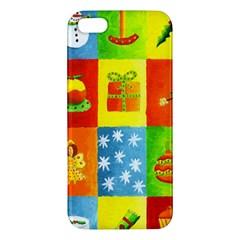 Christmas Things Apple Iphone 5 Premium Hardshell Case by julienicholls