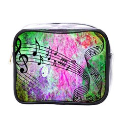 Abstract Music 2 Mini Toiletries Bags