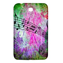 Abstract Music 2 Samsung Galaxy Tab 3 (7 ) P3200 Hardshell Case  by ImpressiveMoments