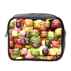 Stones 001 Mini Toiletries Bag 2 Side