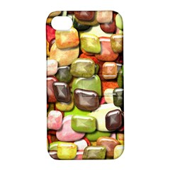Stones 001 Apple Iphone 4/4s Hardshell Case With Stand