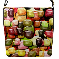 Stones 001 Flap Messenger Bag (s)
