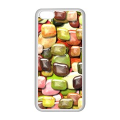 Stones 001 Apple Iphone 5c Seamless Case (white) by ImpressiveMoments