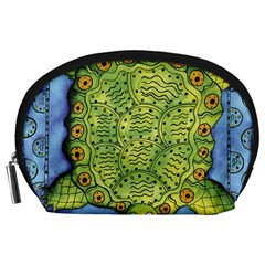 Turtle Accessory Pouches (large)  by julienicholls
