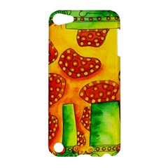 Spotty Dog Apple iPod Touch 5 Hardshell Case by julienicholls