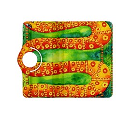 Patterned Snake Kindle Fire Hdx 8 9  Flip 360 Case by julienicholls