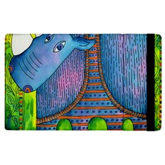 Patterned Rhino Apple iPad 3/4 Flip Case by julienicholls