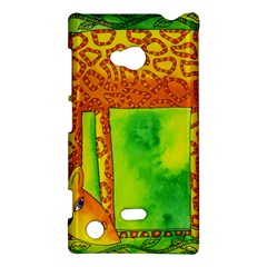 Patterned Giraffe  Nokia Lumia 720 by julienicholls