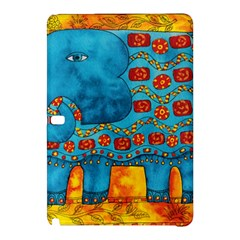 Patterned Elephant Samsung Galaxy Tab Pro 10 1 Hardshell Case