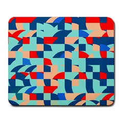 Miscellaneous Shapes Large Mousepad by LalyLauraFLM