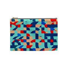 Miscellaneous Shapes Cosmetic Bag (medium) by LalyLauraFLM