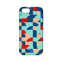 Miscellaneous Shapes Apple Iphone 5 Classic Hardshell Case (pc+silicone) by LalyLauraFLM