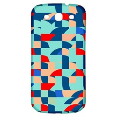 Miscellaneous Shapes Samsung Galaxy S3 S Iii Classic Hardshell Back Case by LalyLauraFLM