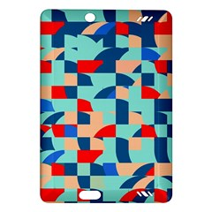 Miscellaneous Shapes Kindle Fire Hd (2013) Hardshell Case by LalyLauraFLM