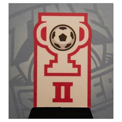 Time Of Soccer   Level 2 By Rafal Lutczyk   Drawstring Pouch (large)   68zh9ptjufo3   Www Artscow Com Back
