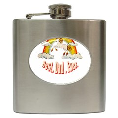 Best  Dad  Ever  Hip Flask (6 Oz) by redcow