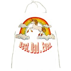 Best  Dad  Ever  Full Print Aprons by redcow